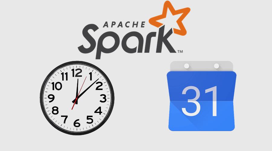 Apache Spark2 Dataframe Tarih Saat İşlemleri