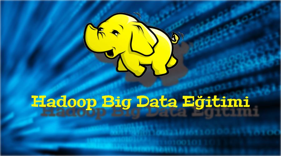 Big Data Eğitimi (Büyük Veri Eğitimi)