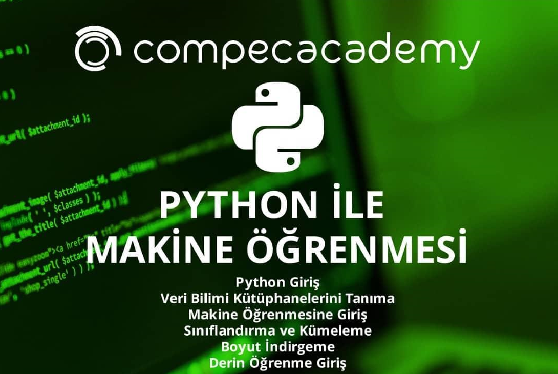 Machine Learning with Python Eğitimi