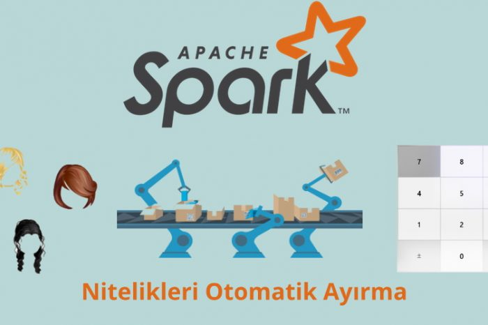 Spark Dataframe İçindeki Kategorik Nitelikleri Otomatik Olarak Seçmek