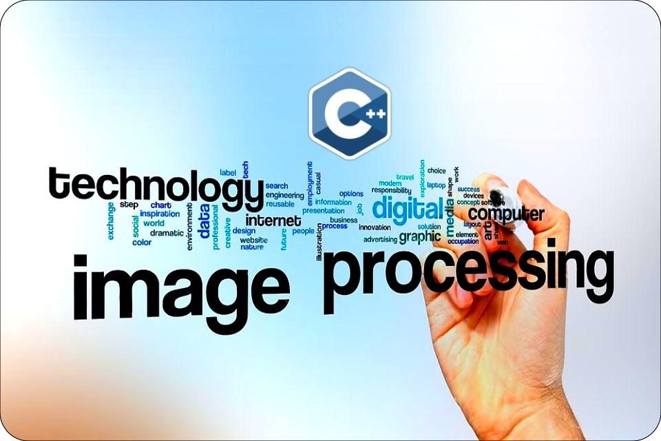 C++ İLE GÖRÜNTÜ İŞLEME - Resim Dosyası Oluşturmak ve Kaydetmek